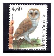 Belgique 2010- Barn Owl  **  MNH - Nuovi