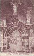 CPA N°1652 Dept 22 PERROS GUIREC La Clarte Chapelle Notre Dame De La Clarte Porche Vouté - Perros-Guirec