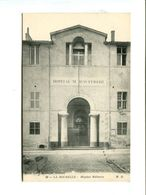 Cp - LA ROCHELLE (17) - Hôpital Militaire - La Rochelle