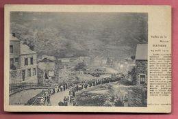 HAYBES - Procession De 1000 Personnes Le 14 Août 1919 - Frankrijk