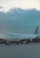 AIRFRANCE. BOEING 747 -TBE-BLEUP - 1946-....: Moderne