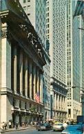 NEW YORK       WALL STREET - Wall Street