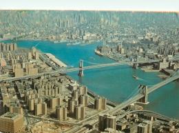 NEW YORK   VUE GENERALE - Multi-vues, Vues Panoramiques