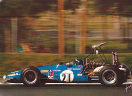 SPORT AUTOMOBILE. FORMULE 1. JEAN PIERRE BELTOISE ET SA MATRA MS 11 AU GRAND PRIX DU MEXIQUE. - Grand Prix / F1
