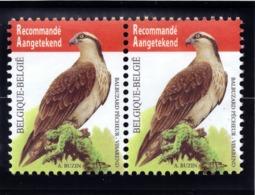 Belgique 2011- Birds - Fish Eagle ** MNH - Neufs
