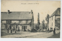 FOLLES - L'Entrée Du Bourg - France