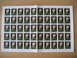 Ungarn 1982, Rosen Mi. Nr. 3549A Gestempelt - Fogli Completi