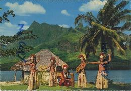 TAHITI  : A Wonderful Time For Dancing ( Format 15 X 10.5 Cm   ) - Non Classés