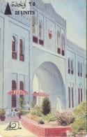 TARJETA TELEFONICA DE BAHRAIN. 25BAHD (038). - Baharain