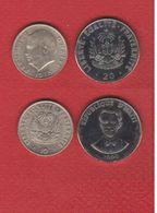 Haïti  / Lot De 2 Monnaies - Haiti