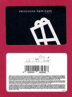 Carte Cadeau. Gift Card.  Princesse TAM-TAM - Gift Cards