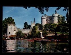 49 - MONTREUIL-BELLAY - Chateau - Montreuil Bellay