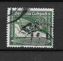 LOTE 1589  ///  ALEMANIA IMPERIO    YVERT Nº: 58 - Aéreo