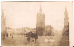 KORTRIJK FOTOKAART  GEEN FOTOGRAAF -  1914/ 1918  ??  Re 848/d6 - Kortrijk