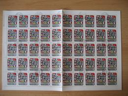 Ungarn 1979, Weltspartag Mi. Nr. 3383A Gestempelt - Feuilles Complètes Et Multiples