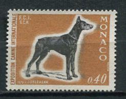 Monaco 1970 / Dogs MNH Perros Hunde Chiens / Cu6529  23 - Hunde