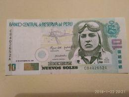 10 Solrs 2001 - Perù