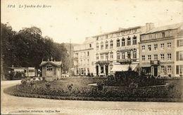 SPA - Le Jardin Des Roses - N'a Pas Circulé - Califice, Spa - Spa