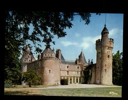18 - GROSSOUVRE - Chateau - France