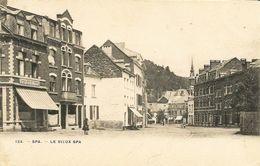 SPA - Le Vieux Spa - Oblitération De 1905 - Spa