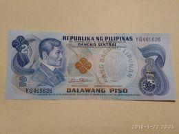 2 Piso 1978 - Filippine