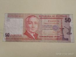 50 Piso 2004 - Filippine