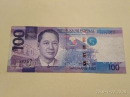 100 Piso 2010 - Filippine