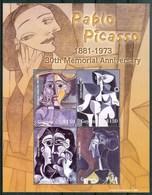 2004 Guiana Guyana Picasso Pittori Paintings Peintures MNH** Ye61 - Picasso