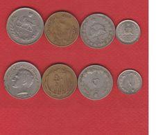 Iran / Lot De 4 Monnaies - Iran