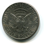 1992-D USA Kennedy Half Dollar Coin - Federal Issues
