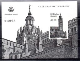 Prueba De Lujo De España N ºEdifil  106 - Blocs & Hojas