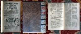 CARRIERES  (Louis De, RP). Commentaire Littéral Sur L'Exode. - Livres, BD, Revues