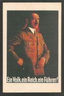PROPAGANDE ALLEMANDE - Pas Connaisseur De Ce Type De Carte - WW2 --  Voir Description - War 1939-45