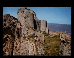 11 - PEYREPERTUSE - Chateau - Cathares - Autres Communes