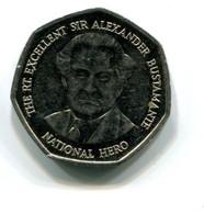 1996 Jamaica One Dollar Coin - Jamaica