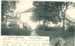 004/30 ASSCHE  - Carte-Vue  Moulin De Bollebeek  - Moulin à Eau. - Circulée Poste 1903 - Asse