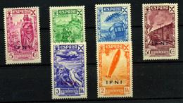 1960- Marruecos Español Nº 7/10 - Ifni