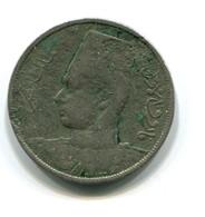 1938 Egypt 5 Milliemes Coin - Egypt