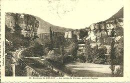 Ain Belley La Vallée Du Furens Près De Pugieu (f - 14) - Belley
