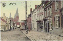 ANTOING - Rue Du Curé - Edit. S-D - Antoing