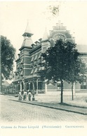 005/30 GROENENDAEL  - Carte-Vue Chateau Du Prince Leopold (Welriekende) -  Circulée Poste 1905 - Hoeilaart