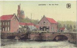 ANTOING - Rue Des Ponts - Edit. S-D - Antoing