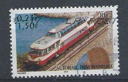 France / 2001 / N° 3413 Autorail Panoramique - France