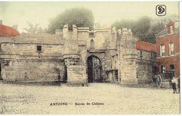 ANTOING - Entrée Du Château - Edit. S-D - Antoing