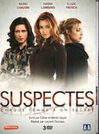Dvd Série SUSPECTES 3 Dvd 9 Episodes  (ETAT / TTB POSTE 260 Gr) - TV Shows & Series