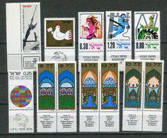 Israel / Int./guenst. Lot ** (02508-20) - Timbres
