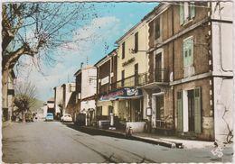 Alpes  De Haute Provence : LA BEGUDE  BLANCHE , Le  Café De  France   1965 - Frankreich
