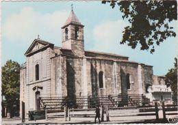 Gard :  SAINT  LAURENT D '  AIGOUZE :  L  église  1968 - France