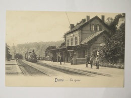 Dave La Gare  (Station) - Namen