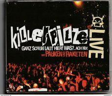 Cd KILLER PILZE LIVE 2 CD ( Port  150 Gr - Etat: TTB - Rock